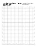 duckingham design graph paper for lego building